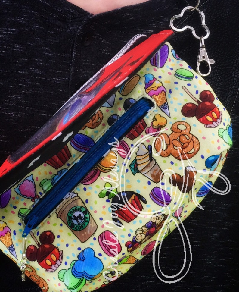 Pin collector fanny pack