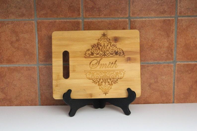 Custom Cutting Boards Wedding Gift for Anyone Anniversary