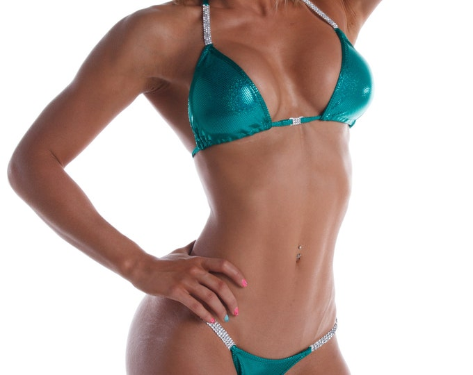 Kelly Green  Competition Bikini  (NPC, WBFF, OPA)