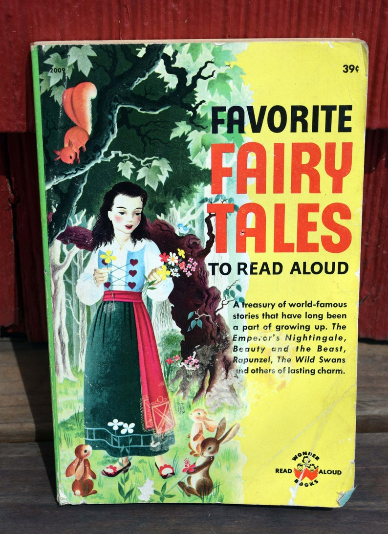 Favorite Fairy Tales to Read Aloud/Wonder Books Read Aloud/Treasury of  world-famous stories/The Emperor's Nightingale/Beauty and the Beast