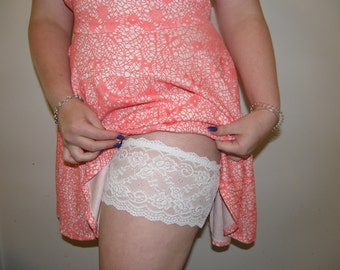 Stretch Lace Anti-Chafing Thigh Garters