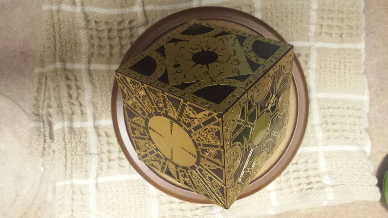 Handmade Lament Configuration from Hellraiser AKA image 0