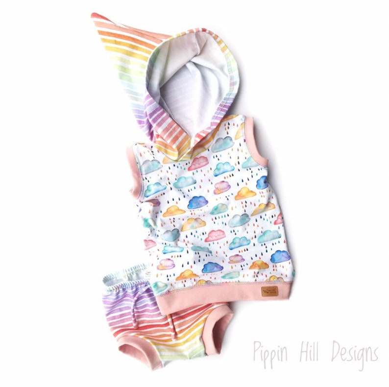 summer shorts baby bloomers bubble shorts rainbow girl clothes cute baby clothes toddler diaper cover Rainbow shorties toddler short