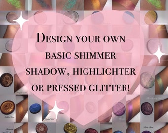 Design your own shade! - custom 26mm or 37mm pan