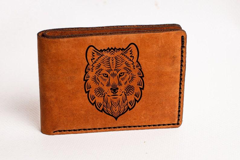 2774d0126a784 Portfel Wolf Mens portfel skórzany portfel monety Wolf