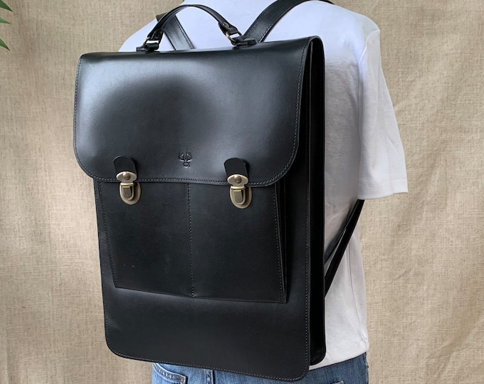 Laptop-sized backpack