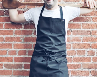 Simple chef apron