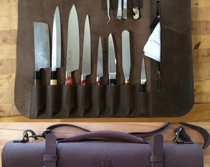 Knife roll