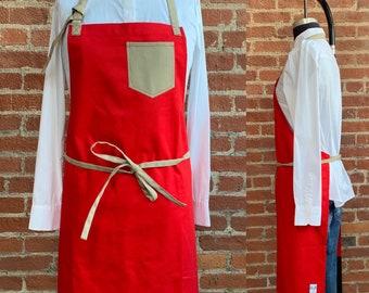 Fabric apron