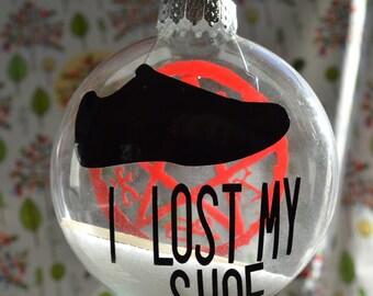 The Lost Shoe Ornament