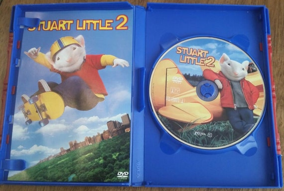 Stuart Little And Stuart Little 2 Great Family Films From Etsy