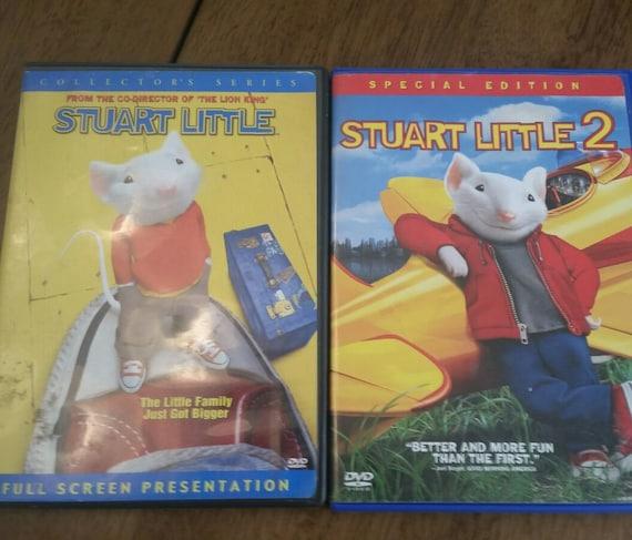 Stuart Little And Stuart Little 2 Great Family Films From Etsy