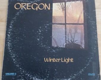 Oregon - Winter Light - VSD 79350 - 1974 Original Pressing - VG+
