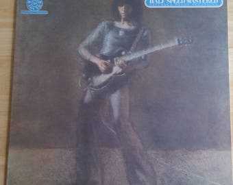 Jeff Beck - Blow By Blow - HE 43409 - 1975 - 1980 Half Speed Mastered Pressing - CBS Mastersound - VG+!