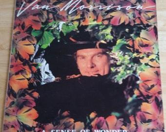 Van Morrison - A Sense Of Wonder - 422-822895-1 M-1 - 1985 Early STERLING pressing - 115g - VG+