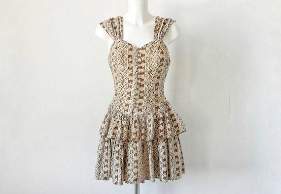 Vintage Summer Dress by Phool India