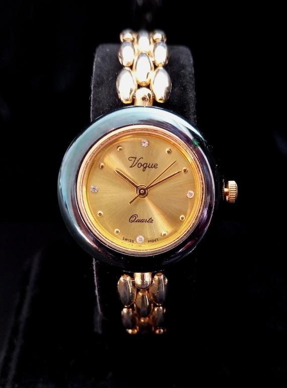 SWISS VOGUE WOMEN'S Wristwatch, Vintage Swiss Wris