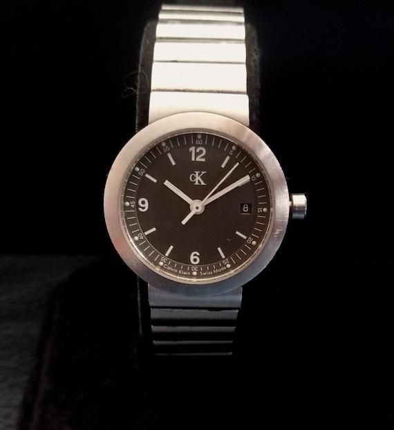 Calvin Klein Swiss Women's Dress Wristwatch, Calvi