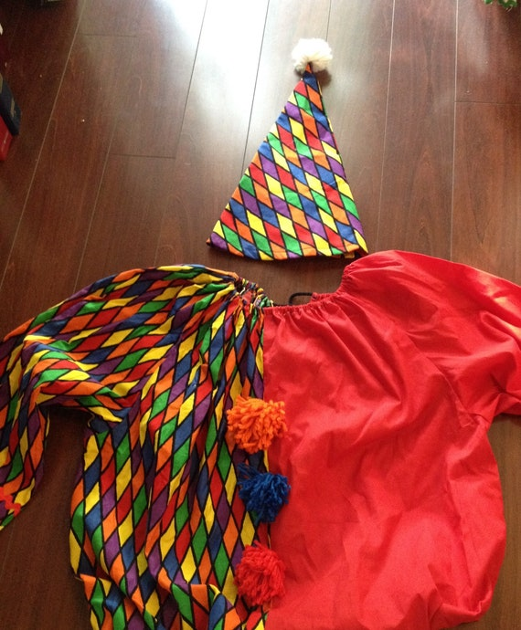 Large Clown suit