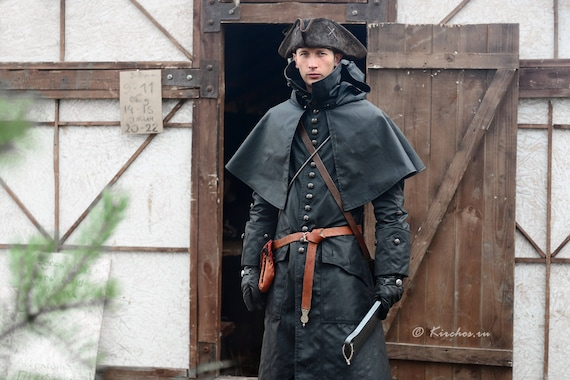Highwayman coat. Brotherhood Coat