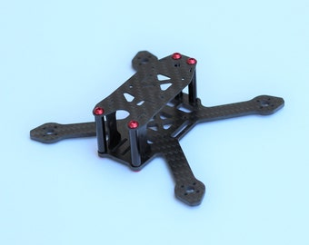 """SnapRollRC Micro 2.5"""" Drone Frame"""