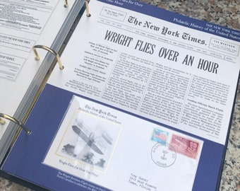 New York Times headlines from the 20th century