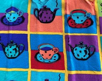 Teacup Scarf