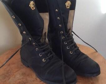 d8081e700ff31 Medusa boots | Etsy