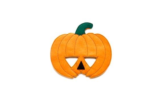 Felt Halloween Masks Sugar Skull Mask Skull Mask Jack O Etsy