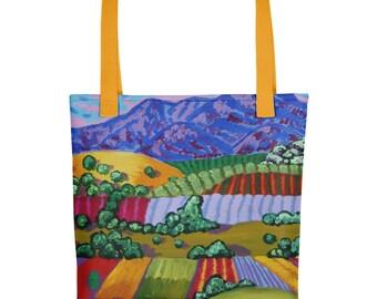 California Hills Tote bag
