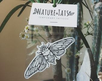 de239986313b Cicada Temporary Tattoo