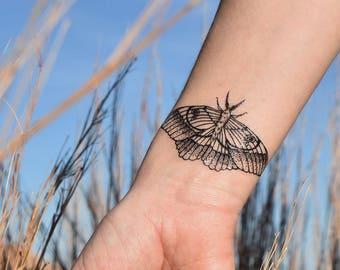 Bug tattoo | Etsy