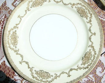 Noritake Gold Queen Dinner Plate SALE