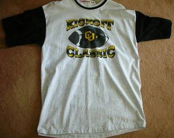 Vintage Buffalo CU Kickoff Tshirt