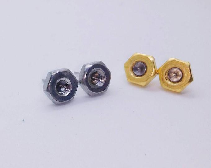 Earrings  - INDUSTRIAL CHIC