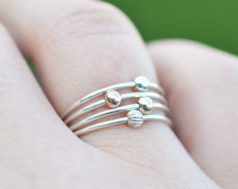 1.0mm Super Thin Rings