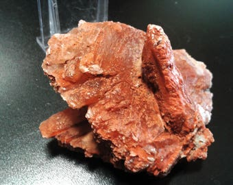 Red gypsum from Spain