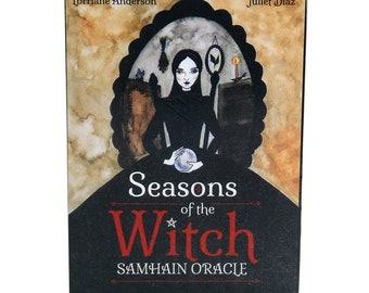 Season of the Witch Tarot Deck