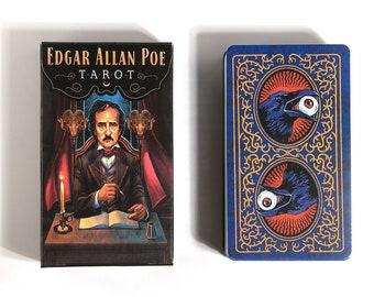 Edgar Allan Poe Tarot Cards Deck