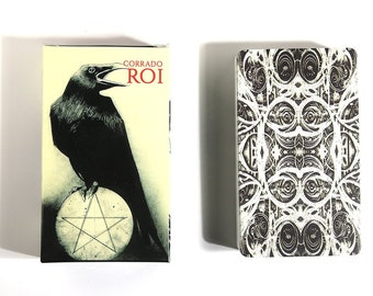 Murder Of Crows Tarot Deck   Corrado Roi