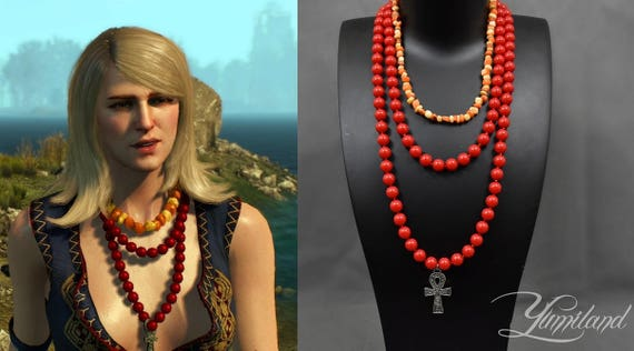 Keira metz necklace keira cosplay ankh necklace cosplay stopboris Image collections