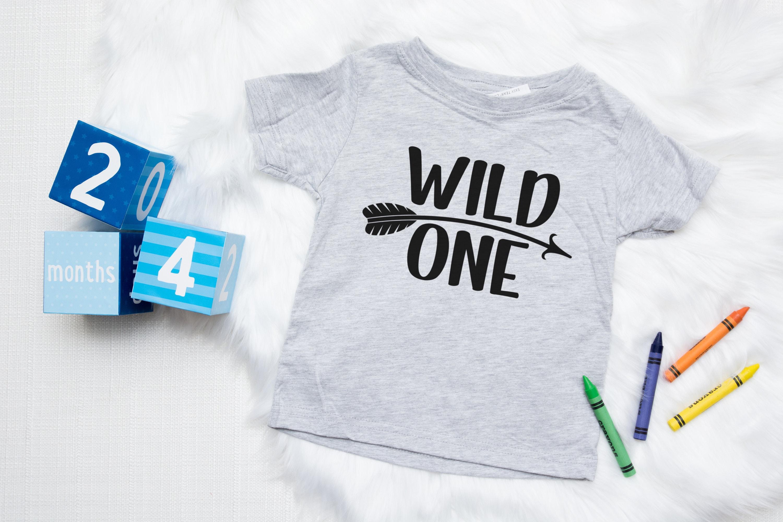 Wild One Birthday Shirt 1st T Boy