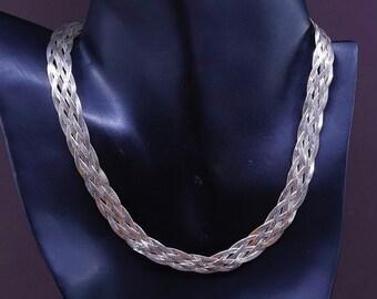 Herringbone braid | Etsy