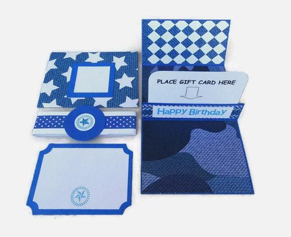 Money Gift Card Gift Card Envelope Money Card Money Etsy
