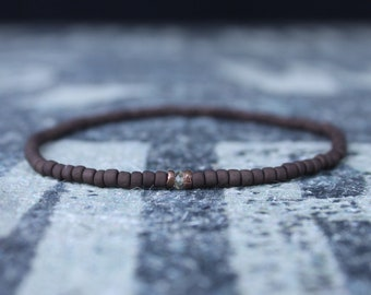 Citrine Bracelet, Mens Jewelry, Gift for Husband, Boyfriend Gift, Birthday Gift for Men, Anniversary Gift for Him, Mens Bracelet, Mens Gifts