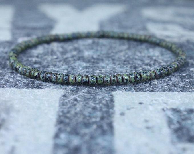 Kabbalah, Mens Beaded Bracelet, Anniversary Gift, Mala Bracelet, Mens Gift, Gift for Boyfriend, Bracelet, Couples Bracelet, Bead Bracelet