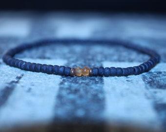 Carnelian Bracelet, Friendship Bracelet, Anniversary Gift, Mens Bracelet, Beaded Bracelet, Boyfriend Gift, Gift for Boyfriend, Gifts for Him
