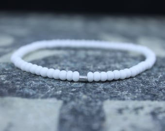 Mens Kabbalah Beaded Bracelet, Anniversary Gift, Mala Bracelet, Mens Gift, Gift for Boyfriend, Bracelet, Couples Bracelet, Bead Bracelet