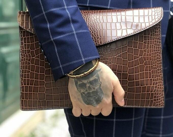 Mens Beaded Bracelet, Mens Bracelet, Minimalist jewelry, Minimalist Bracelet, Mens Jewelry, Beaded Bracelet, Boyfriend Gift, Men's Gift, Set