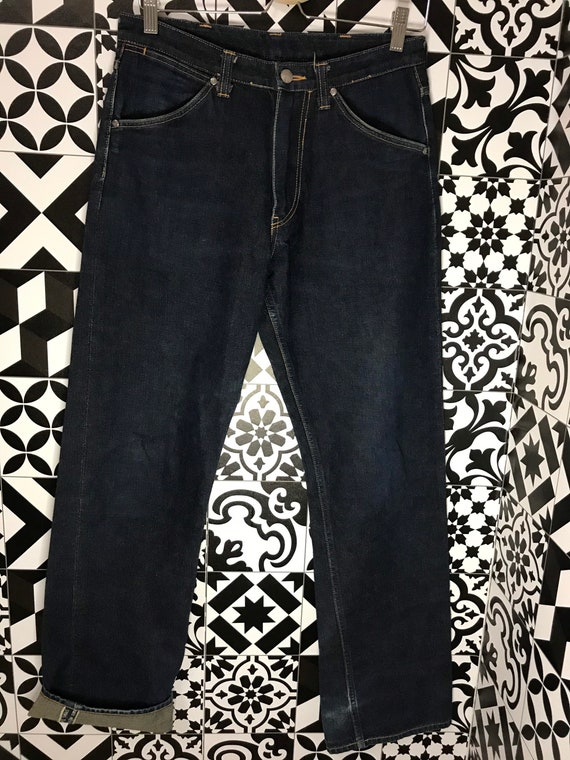 Bathing Ape Selvedge Denim